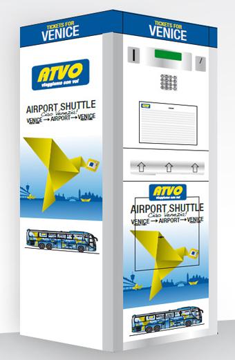 シャトルバスのATVO社