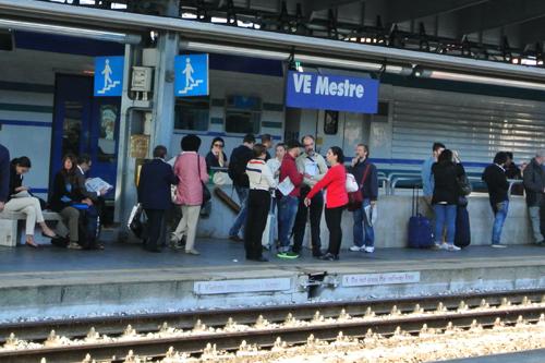 メルトレ駅